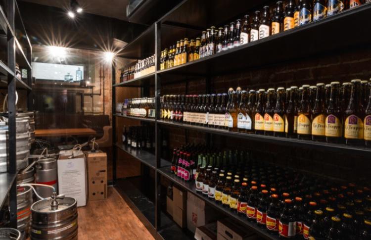 Пиво и вино: 8 ресторанов, где надо пробовать и то, и другое Фото №498432