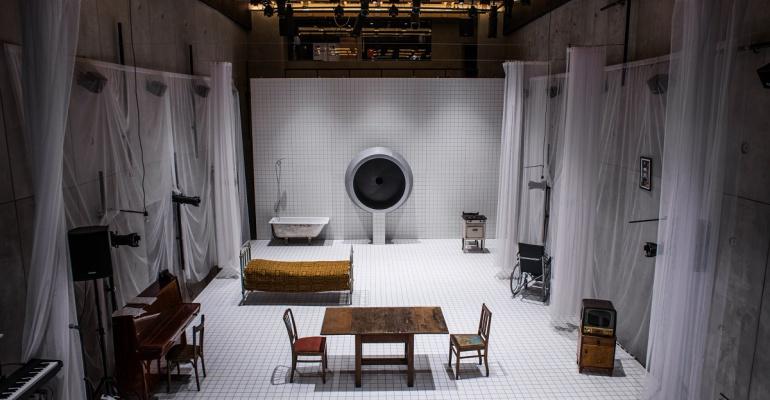 5 новых театральных площадок Москвы