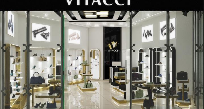 Магазин обуви и аксессуаров Vitacci