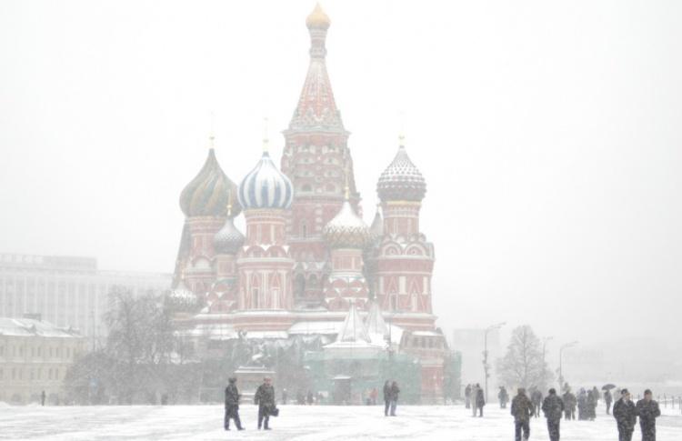 Москву ждет снежный «конец света»