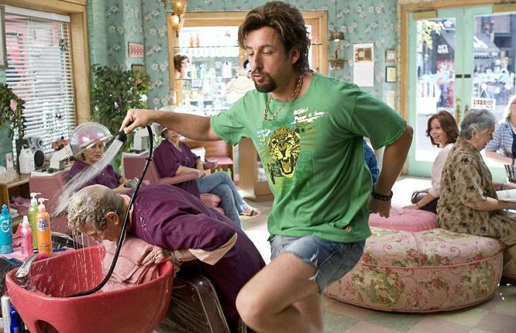 20 мест в Москве, где бреют, красят и делают массаж бесплатно