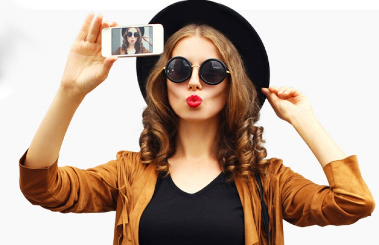 Стань модным блогером с KUPIVIP.RU: онлайн-магазин запускает виртуальную галерею #LoveKUPIVIP