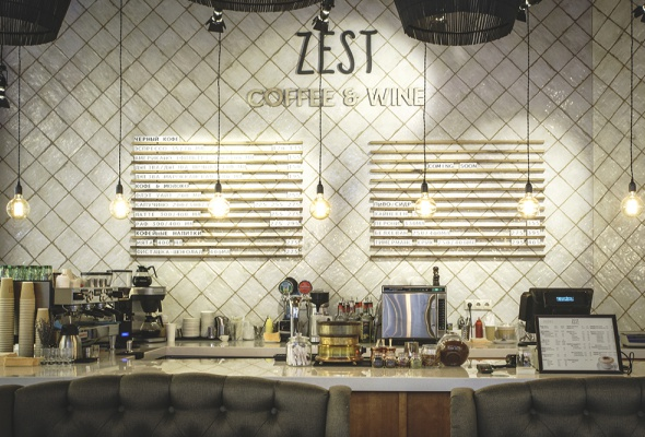Zest Coffee & Wine - Фото №1