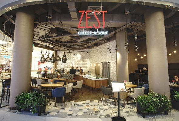 Zest Coffee & Wine - Фото №2