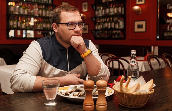 Поздний ужин: интервью с бренд-шефом кафе «Жан-Жак»