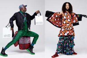 27 вещей из коллекции Kenzo & H&M, в которых не стыдно выйти из дома