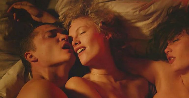 23 самых сексуальных сцены в истории кино