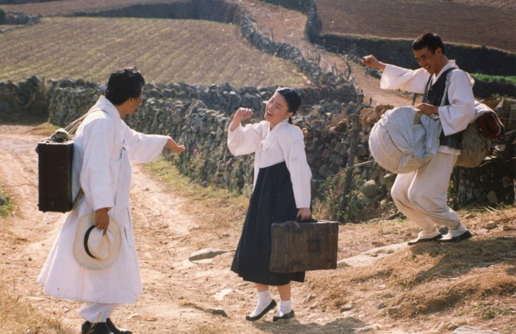 6. «Сопендже» Им Гвон-тэка, 1993