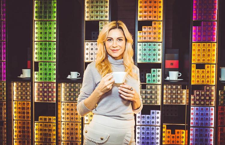 В ноябре этого года в столице открылись три новых бутика Nespresso