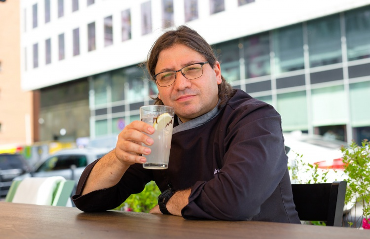 Ресторан Адриана Кетгласа на Майорке получил звезду Michelin