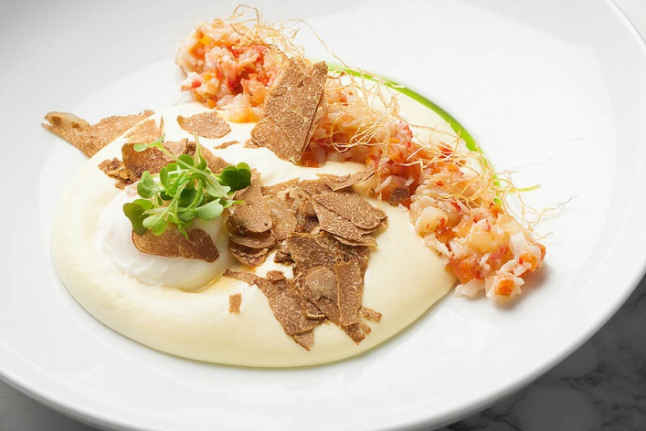 Ресторан La Bella Societa запускает эксклюзивное трюфельное меню!