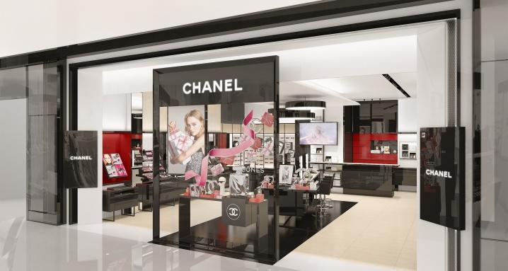Парфюмерно-косметический бутик Chanel