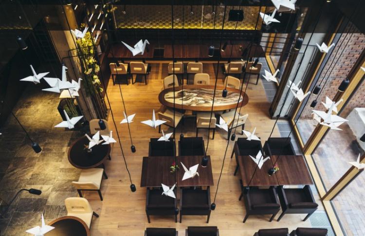 5 новых ресторанов японской кухни