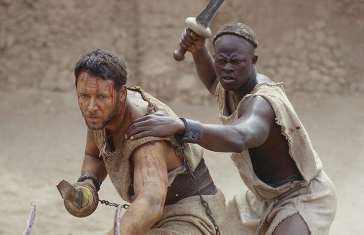 Gladiator. Live