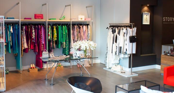 Мультибрендовый комиссионный бутик Story Resale Store
