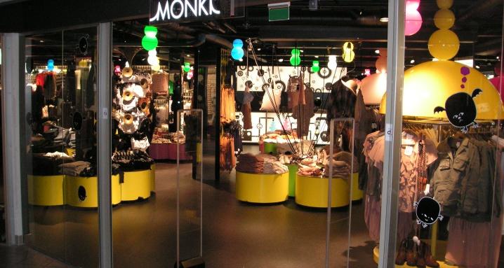 Магазин Monki