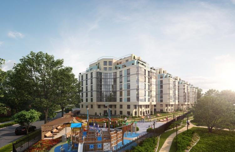 Как Петровский остров превращается из промзоны в престижное место для жилья