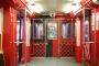 В метро появился поезд с картинами Малевича и Шагала