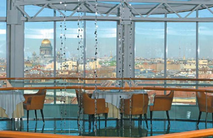 Панорамные рестораны