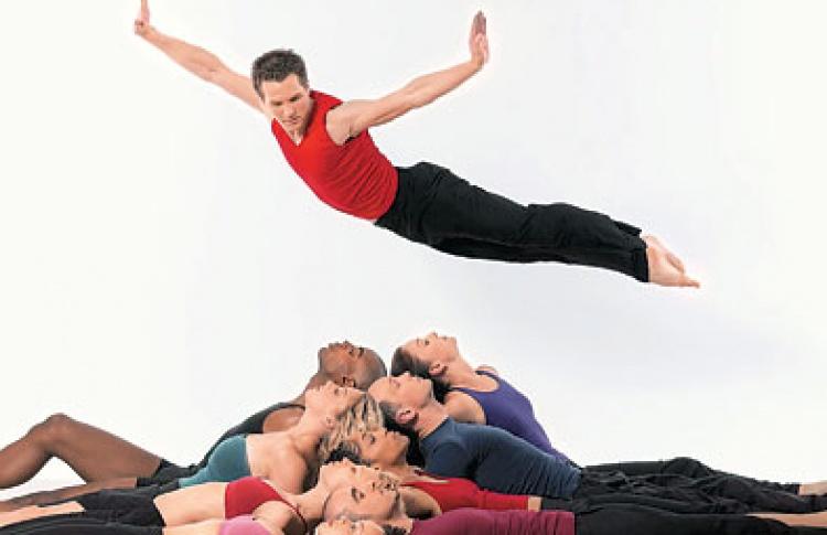 Parsons dance company (США)