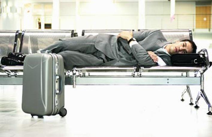 Чем заняться ваэропорту, если рейс задержан