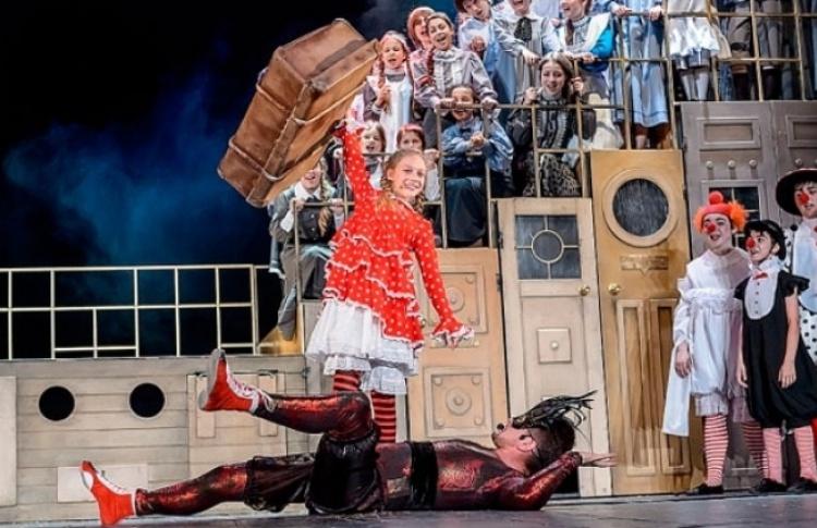 Выиграйте билеты на мюзикл «Пеппи Длинныйчулок»!