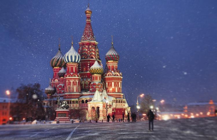 Температура в Москве опустится до минус 20 градусов