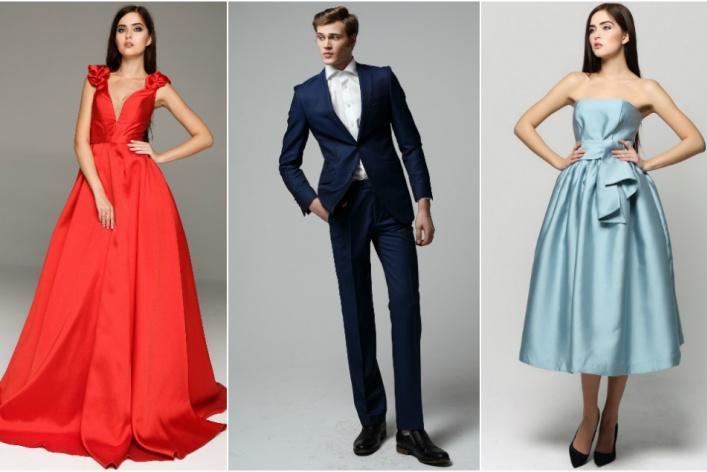 Где взять в аренду платье и смокинг?