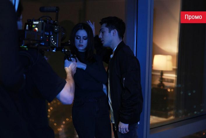 Слава Басюл проверил себя на прочность в новом клипе на песню «Ты меня ранишь поцелуями»