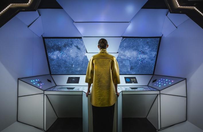 Развлечения для двоих, где можно почувствовать себя космонавтом