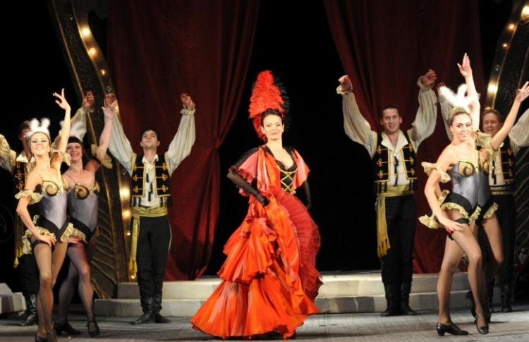 Гала-концерт «10 мировых оперетт»