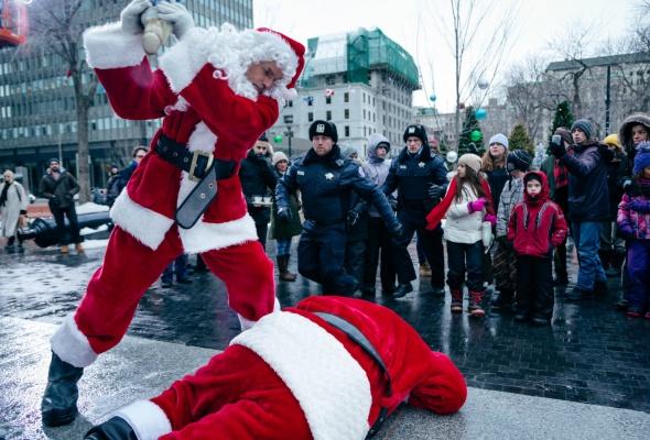Плохой Санта 2 - Фото №2