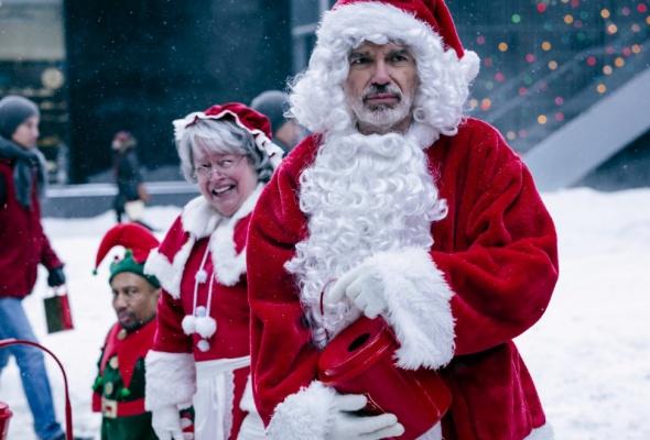 Плохой Санта 2 - Фото №4