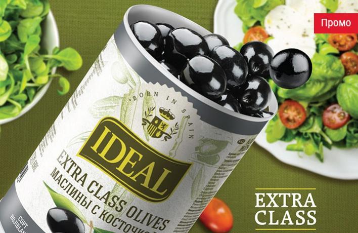 Оливки IDEAL – идеальные рецепты вкусной еды