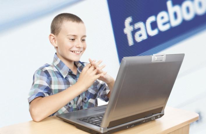 Facebook запустил портал для родителей