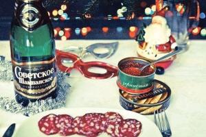 Сделано в СССР: хиты новогоднего застолья