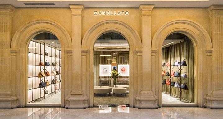 Бутик сумок Zanellato