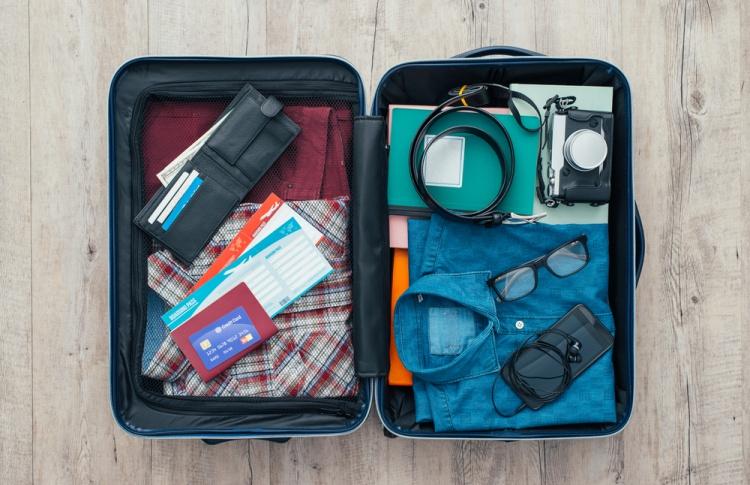 5 способов быстро собрать чемодан