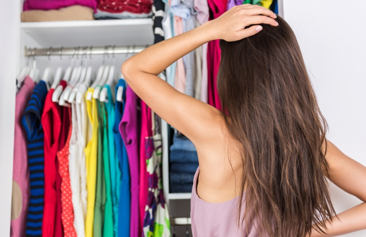 5 шагов к порядку в гардеробе