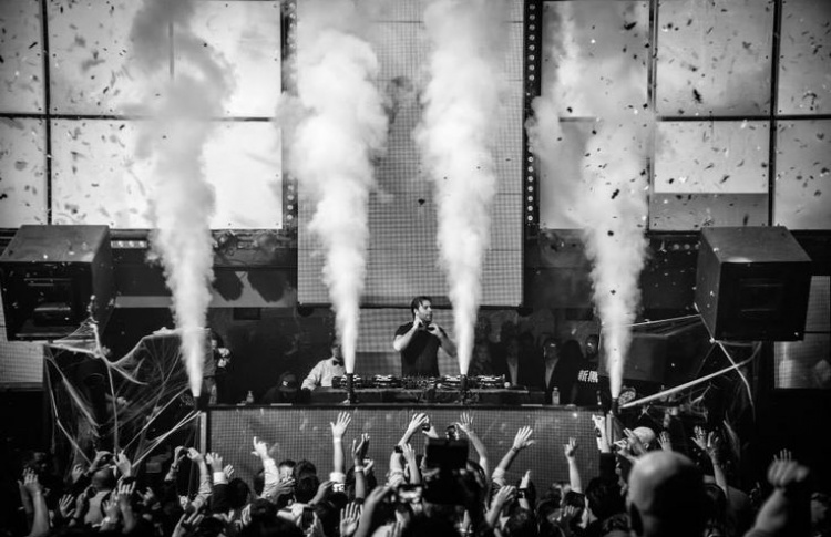 Sebastian Ingrosso @ Record Black X-mas