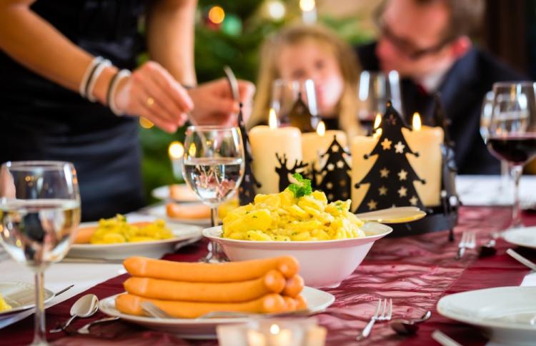 Кулинарные рождественские традиции Германии