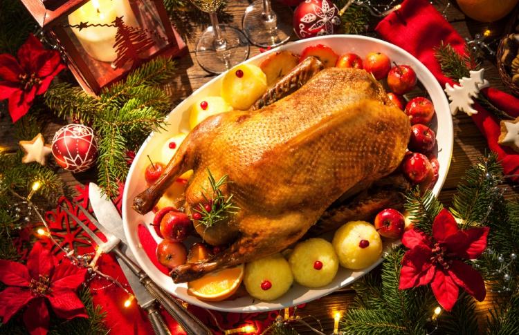 Традиционные рождественские блюда Германии