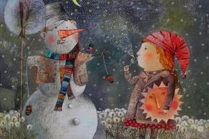 Выставка художницы Анны Силивончик