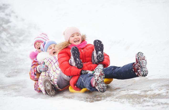 Идеальный семейный уик-энд: 24-25 декабря