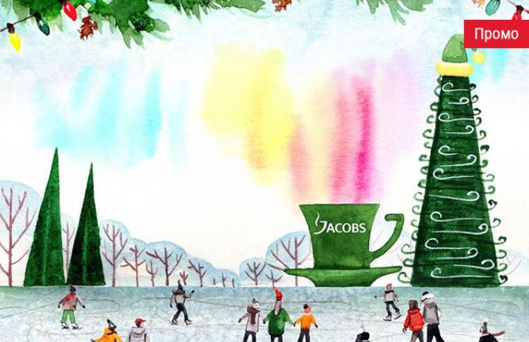 День зимних угощений: новогоднее настроение от Jacobs Monarch