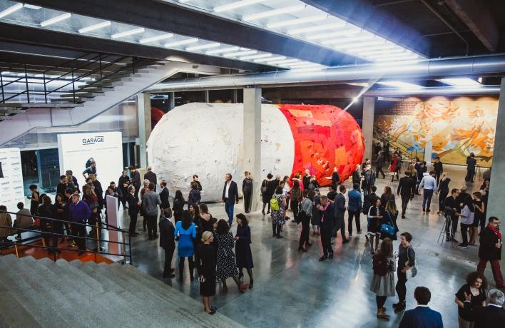 «Гараж» и Третьяковская галерея на каникулах будут продавать билеты со скидкой