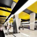 В 2017 году в Москве откроют 16 новых станций метро