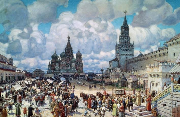 В «Музее Москвы» открылась выставка, посвященная истории столицы