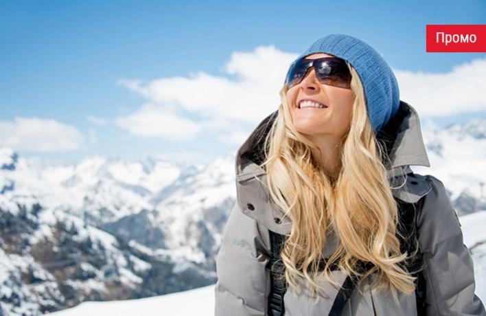Чем заняться в городе зимой: Советы от Crizal
