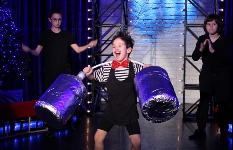 Театр «МОСТ» приглашает ребят раскрыть актерские таланты